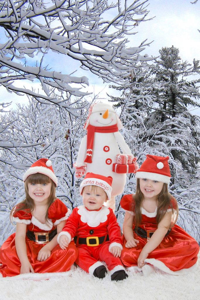 Christmas Portraits Weston Super Mare