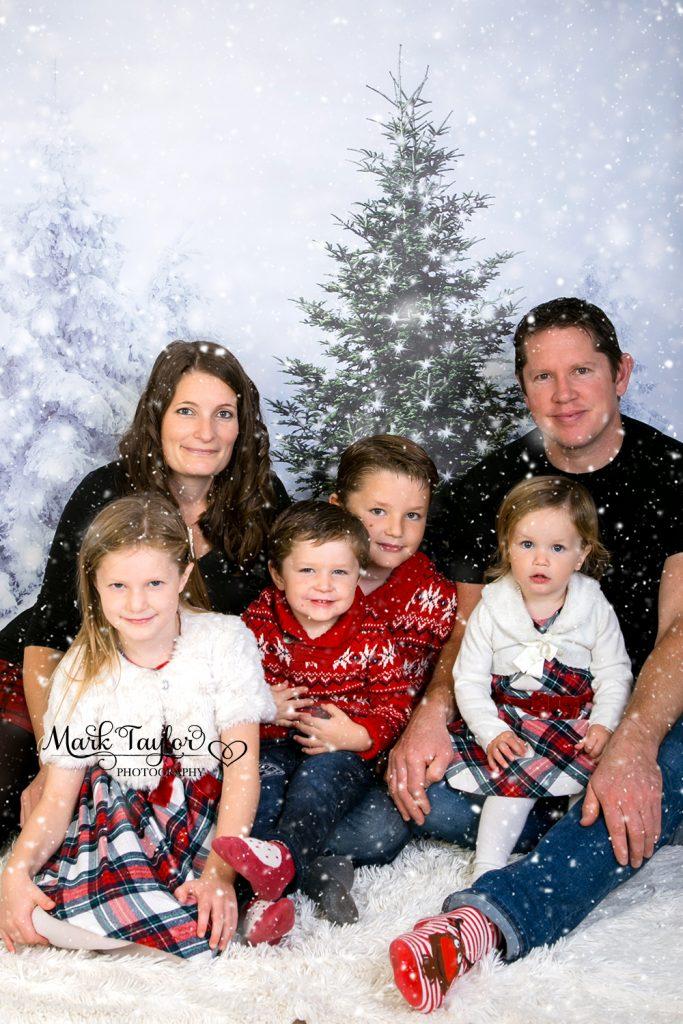 Christmas Portraits Weston Super Mare,